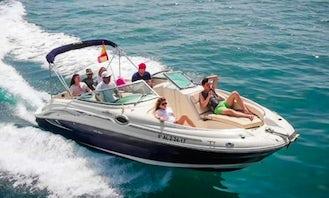 Sea Ray 240 Sundeck Boat in Marbella, Andalucía