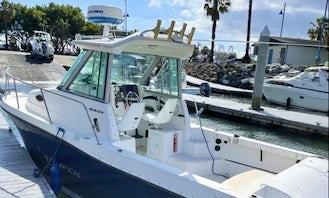 26' Striper Seaswirl Motor Yacht Rental in Long Beach, California