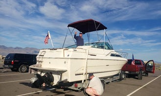 25' Sea Ray Sundancer Fully Equipped! For rent in South Lake Tahoe