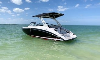 24ft Yamaha 242SE Bowrider in Clearwater, St. Pete and Tampa area