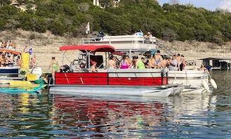 25' Bentley Pontoon - Lake Travis