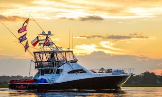 74ft Infinity Sportfish Yacht for Charter in Kemah, Texas