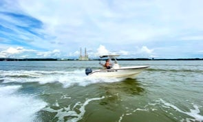 211 Key West Bluewater Center Console Rental in Clearwater, Florida