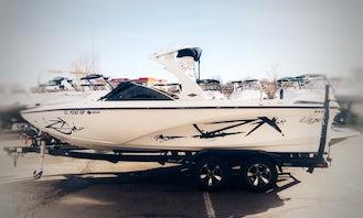 Rent our Tige Z1 Wakeboarding Boat on Lake Washington!