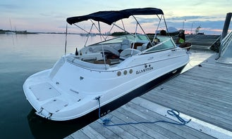26' Glastron GS Powerboat in Quincy