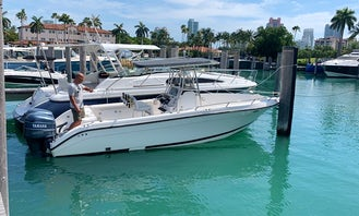 Beautiful 26 ft Century Center Console with 2 - 200 hp in Miami, Florida! 1 HOUR FREE!!!
