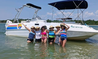 Cobia 256 Deck Boat in Carolina Beach