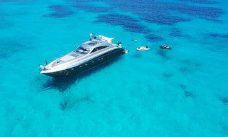 Biggest and most elegant charter yacht in Menorca