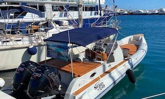 Skipper 95 Sport Cabin Zodiac Ready to Rent in Kissamos, Greece