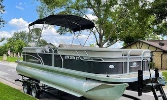 2019 Princecraft Vectra 23 XT Pontoon Boat | Lake Ray Hubbard |