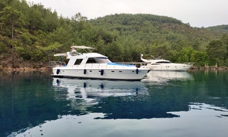 Beautiful and Luxurious Yacht Charter in Muğla