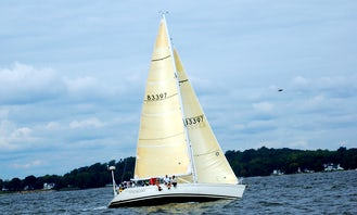 Beneteau 41ft Sailing Charter in Annapolis, Maryland