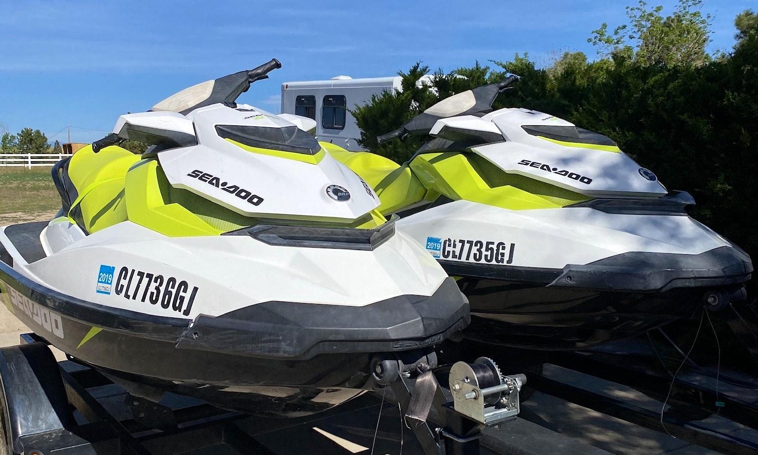 SeaDoo GTI130 Rental in Littleton, CO | GetMyBoat