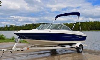 Book This Amazing Bayliner Br175 Boat On Lake Washington!
