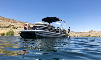 2018 Party Barge for 8 people in Lake Havasu City