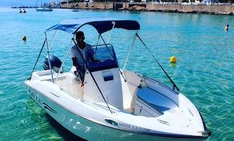 Compass 150cc Power boat in Agios Nikolaos