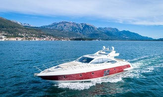 62' $2M Italian Luxury Yacht with Party up to 12