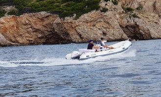 Rent Selva Marine 470 Powerboat in Torroella de Montgrí