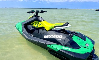 2021 Sea-Doo spark Trixx 2up Jetski for Rent in Kissimmee