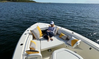 2021 Cobia 350 Center Console for Charter in Chatham