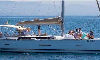 Dufour 45 Sailing Charter in Puerto Banus - Marbella