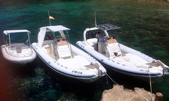 'Tiritona´s' Boat Rental in Port de Sóller