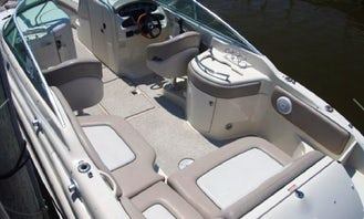 SeaRay Sundeck with open Bow in Little River, South Carolina
