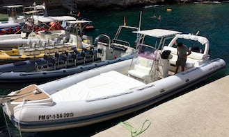 Hire a Nuova Jolly King 990 for 12 Person in Port de Sóller, Spain