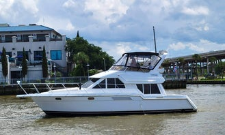 40ft Carver Voyager 370 in Seabrook texas Captain included