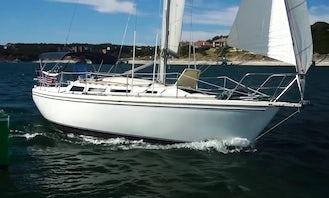 Catalina 30 Sailing Charter on Lake Washington