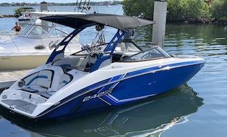 Yamaha 242 XE Water Sports Adventures in Florida