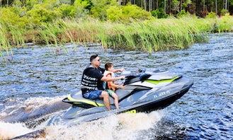 Seadoo GTI 155 Limited Jetski in St. Cloud, Florida
