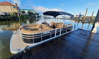 24' Luxury Bennington Pontoon / Families / Parties / Lake Austin
