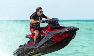 Jet Ski Sea Doo Adventure in Cancun, Mexico!