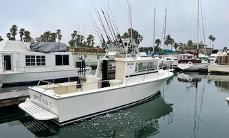 26' Outer Banks Offshore Fishing San Diego