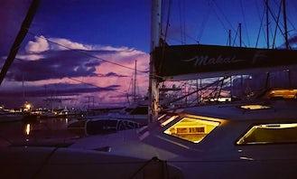 🌝 Sunset Dinner & Full Moon Sailing ⛵️