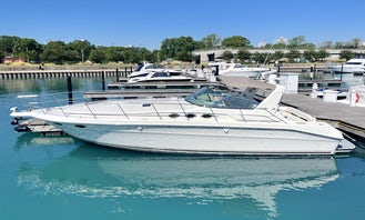 44' Luxury Yacht Rental/Party Boat in Chicago, Illinois
