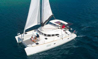 Beautiful 38' Lagoon Catamaran - Stable and Safe! Perfect for your next event, party or cruise!