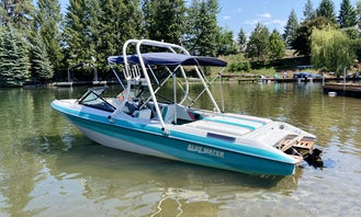 Boat Rental Charter service for watersports fun!!