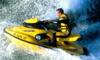Sea Doo Jet Ski For Rent (Sea-Doo XP-DI)