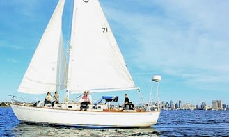 2-Hours Sailing Tours in San Diego Bay