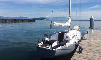 Sailing Charter in South Puget Sound / Tacoma for 4 person!