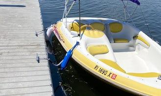 Sea Ray 16ft Powerboat Tubing/waterskiing in New York