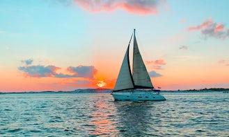 Sailing in Destin