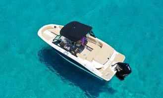 Sea Ray 210 LUXURY Boat Rental in Protaras, Cyprus