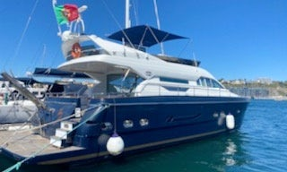 4 Hours Cruise aboard the VZ 65 Motor Yacht in Porto, Portugal