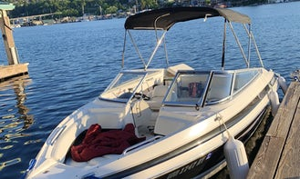 """21ft """"Quickie"""" Powerboat for Rent in Seattle / Lake Union!"""
