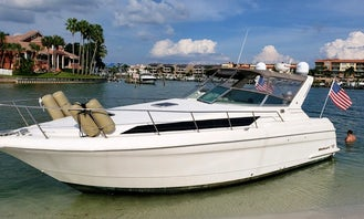 2 Hours * Modern 36' *Spotless * Restroom * Private Sunset Cruise St Pete