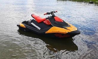 Seadoo Trixx Jet Ski!