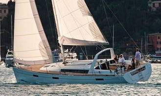 Our Beneteau 45 Corners the Market in Function and Comfort